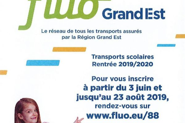 Transports Scolaires 2019/2020